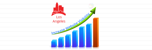 Increase Website Visibility Los Angeles