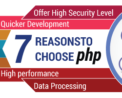 Confused over Web Development platform? 7 reasons to choose PHP