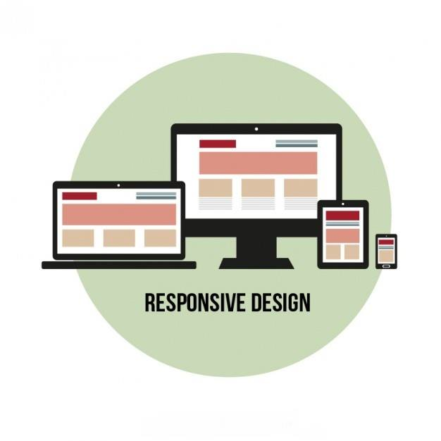Responsive Website Design Image