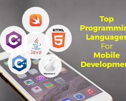 Trending Programming Languages for Mobile Development