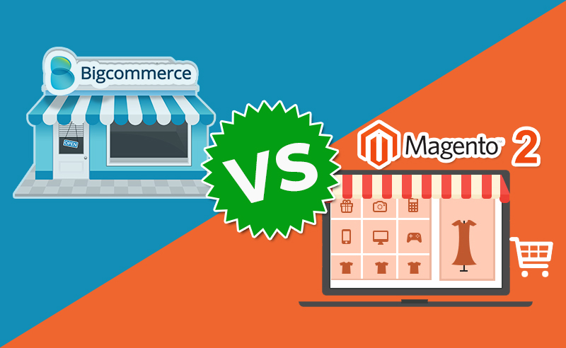 Magento And Bigcommerce