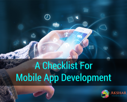 A Checklist For Mobile App Development