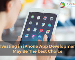 Investing in iPhone App Development May Be The Best Choice