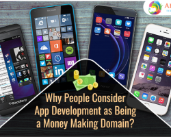 Why people consider App Development as being a money making domain