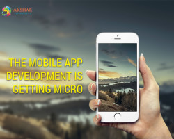 How Mobile App Development is Getting Micro