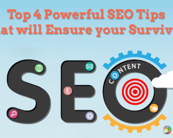 Top 4 Powerful SEO Tips that will Ensure your Survival