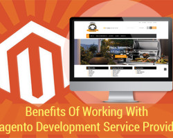 Benefits of working with Magento Development Service Provider