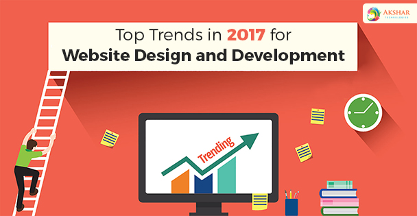 Top Trends in 2017 for Website Design and Development