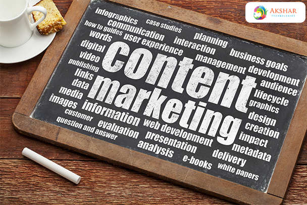 5 Reasons To Consider Content Marketing More Important Than Anything Else