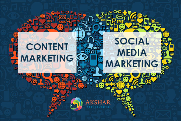 The Difference Between Content Marketing And Social Media Marketing