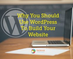 Why You Should Use WordPress To Build Your Website
