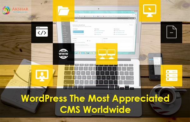 WordPress The Most Appreciated CMS Worldwide