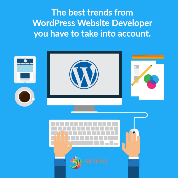 Wordpress Website Trends
